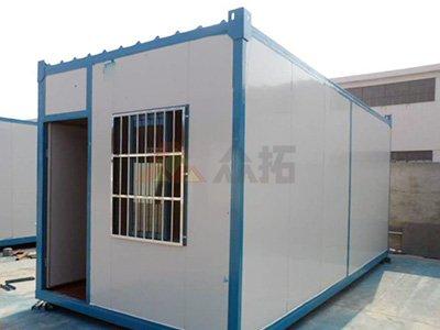 普通固体集装箱房