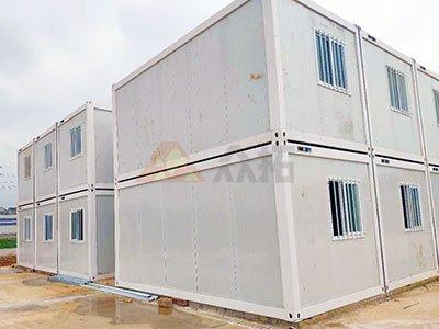 南宁伶俐中建八局项目工地打包箱房