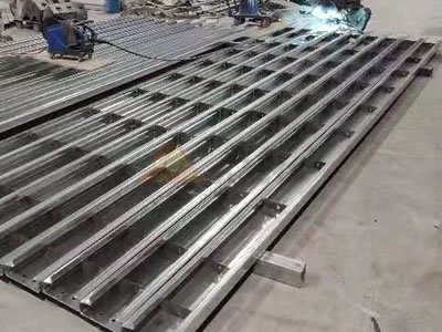集装箱房C型钢骨架加工